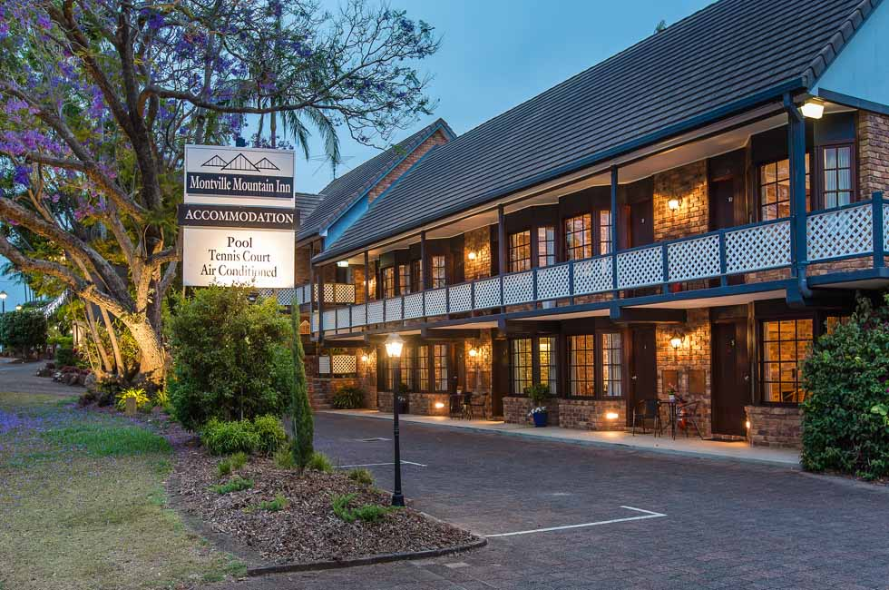 Montville Mountain Inn Resort - Montville, QLD